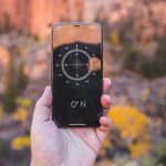 applications with a compass