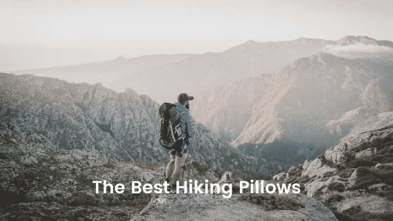 The Best Hiking Pillows