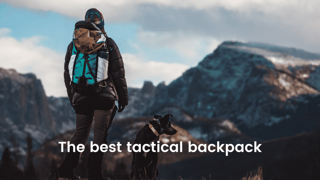 The best tactical backpack
