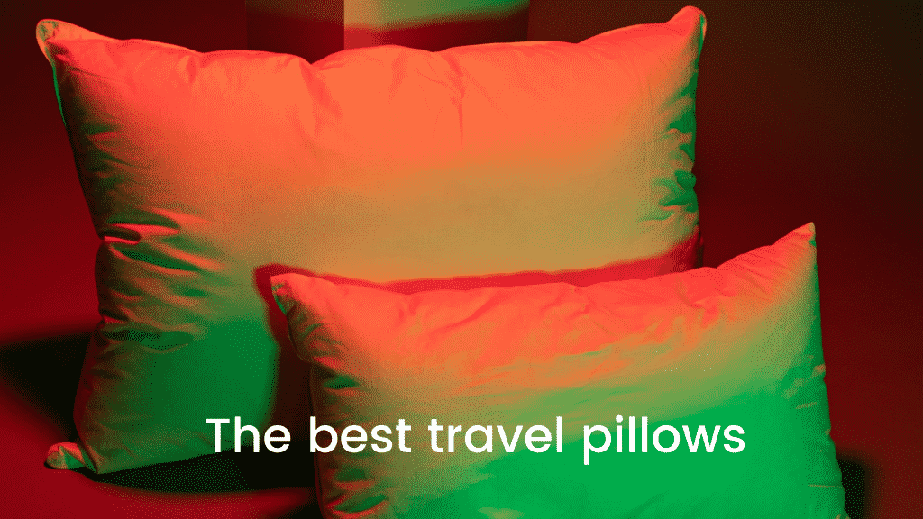 The best travel pillows