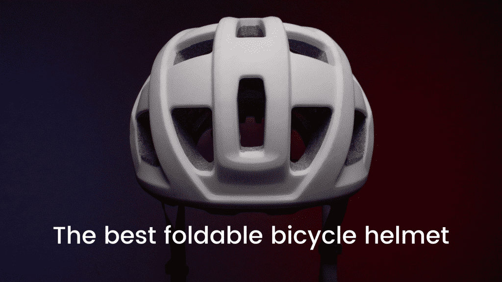 The best foldable bicycle helmet