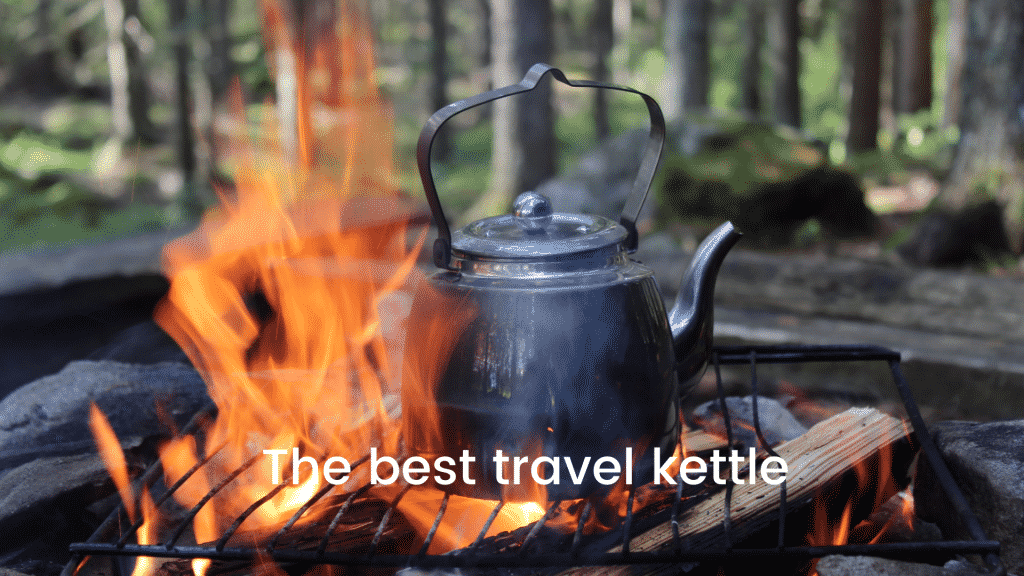 The best travel kettle